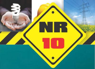 NR10 seguranca em instalaçoes e servicos em Eletricidade